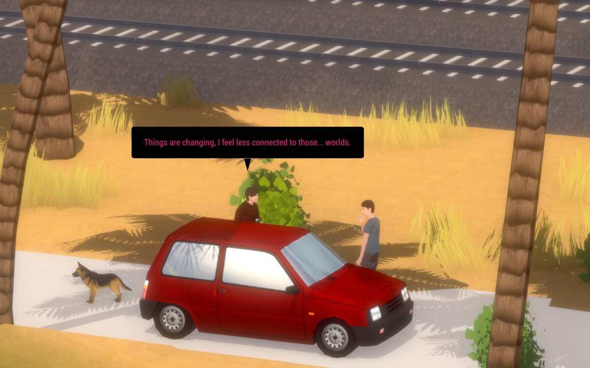 Forgotten Fields, gameplay