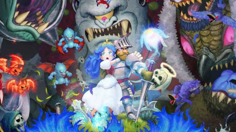 ghost n goblins resurrection ps4 xbox one pc