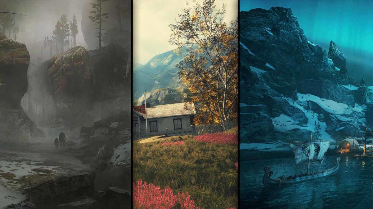 giochi ambientati in scandinavia, cinque videogiochi ambientati in scandinavia, giochi che hanno la scandinavia come ambientazione