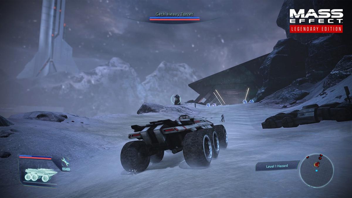 Mako di Mass Effect Legendary Edition