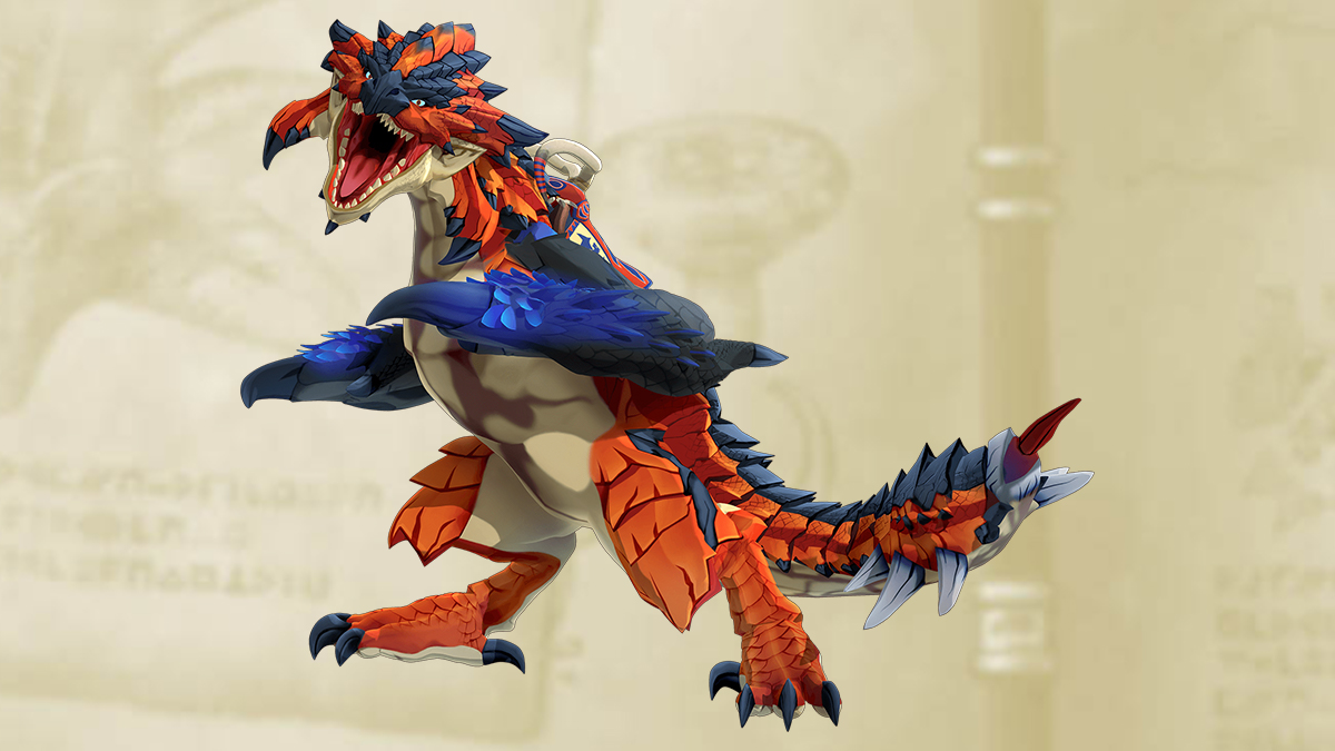 Ratha Tagliente di Monster Hunter Stories 2