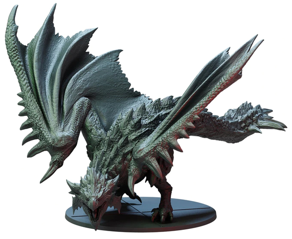 Pedina XXL del Rathalos di Monster Hunter World: The Boardgame