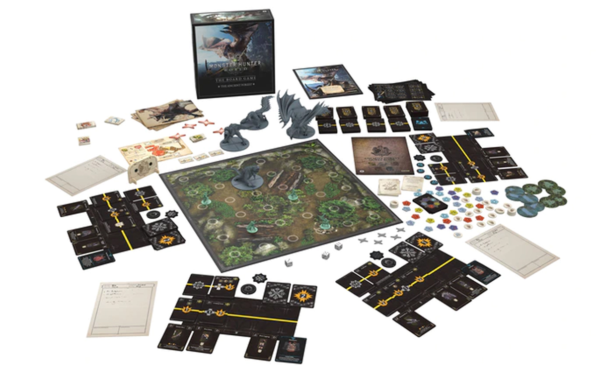 Monster Hunter World: The Boardgame