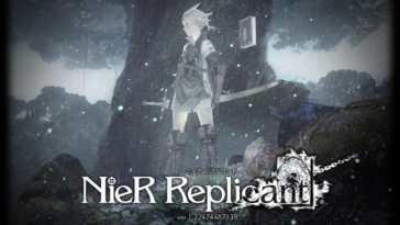 neir replicant cover