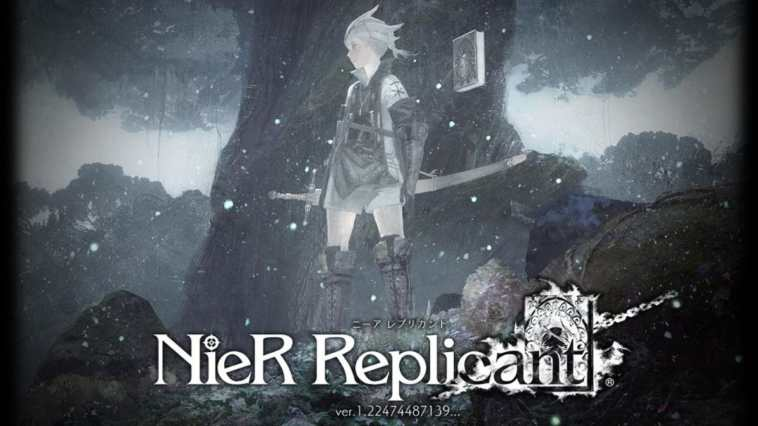 neir replicant cover