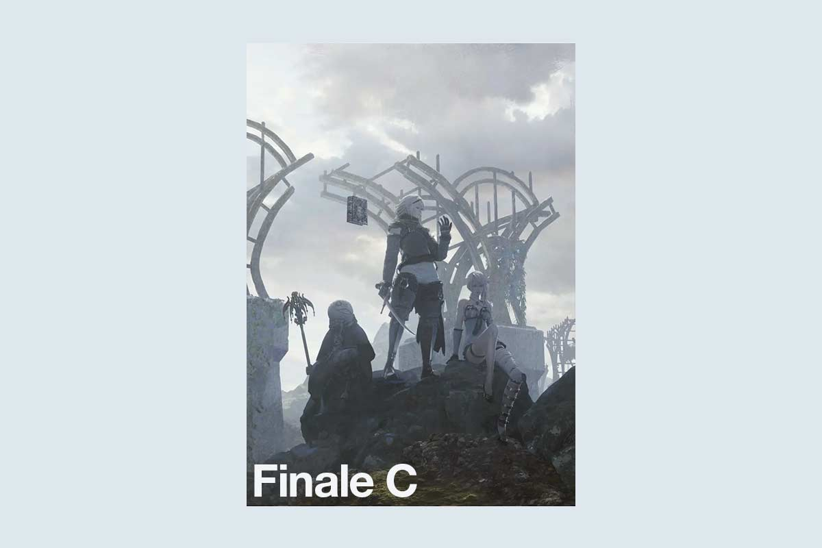 nier replicant finale c
