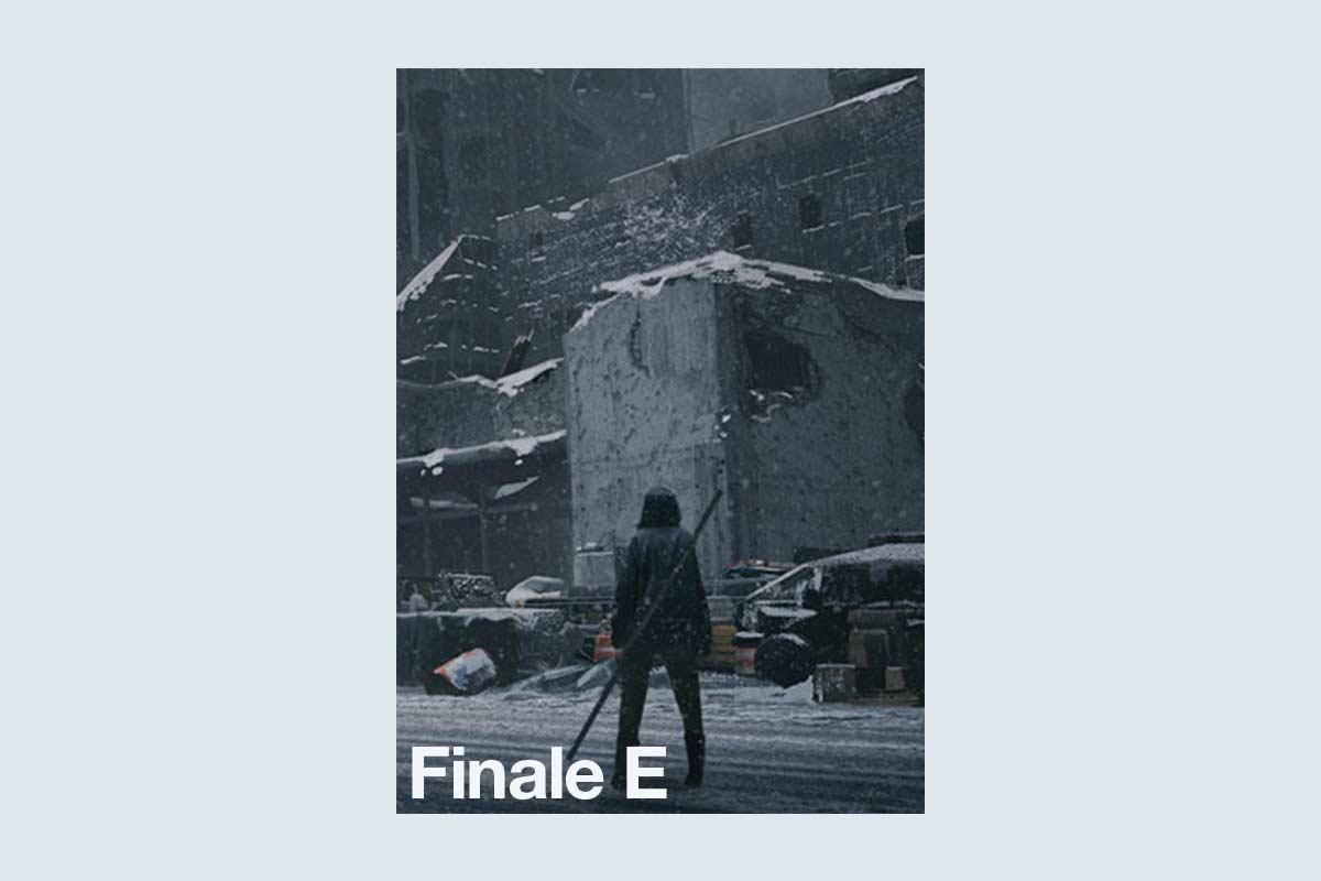 nier replicant finale E