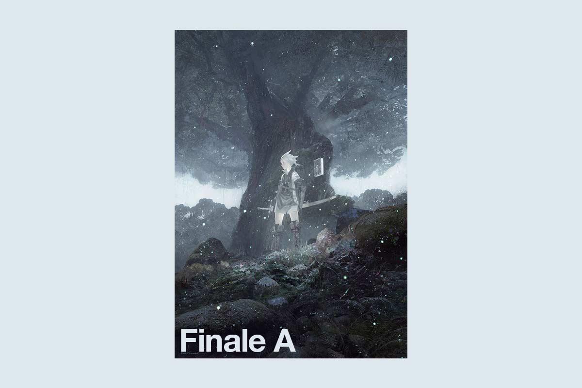 nier replicant finale a