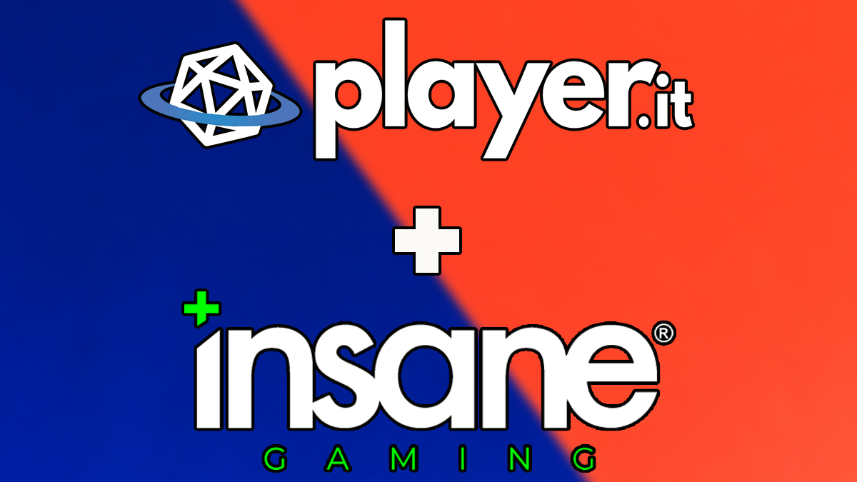 player e insane gaming