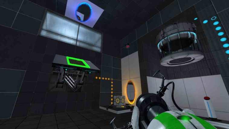 portal 2, portal 2 mod, portal reloaded mod, portal reloaded, mod per portal