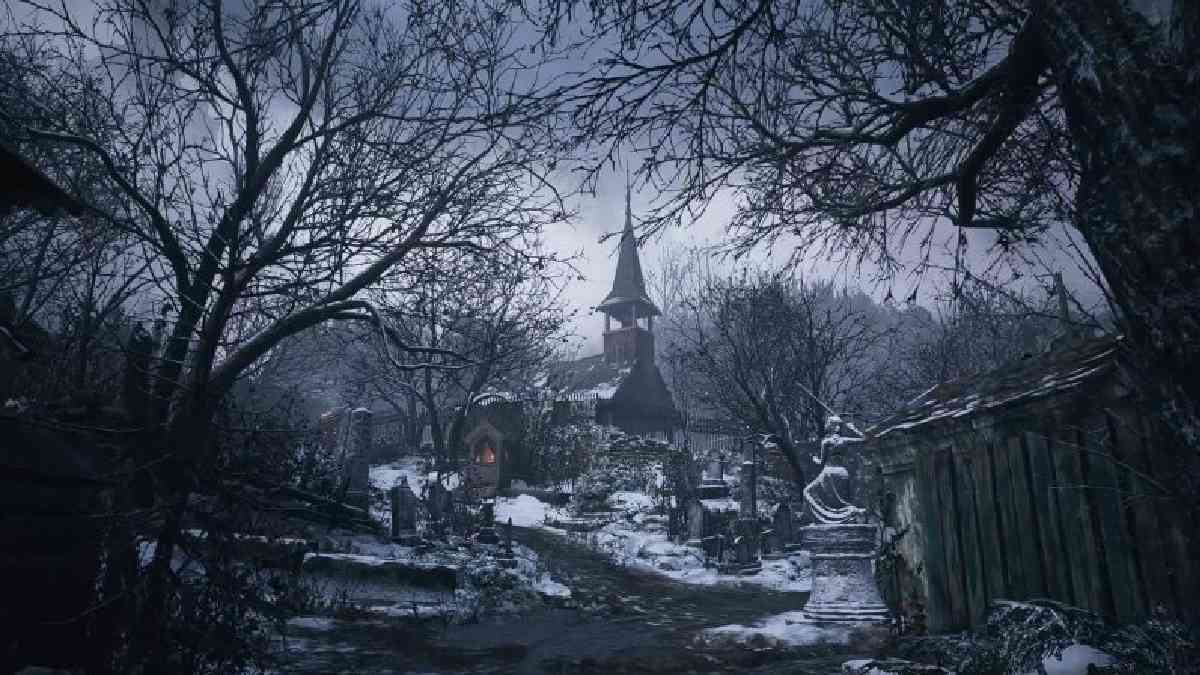 resident evil Village mappa, Resident Evil Village madre miranda