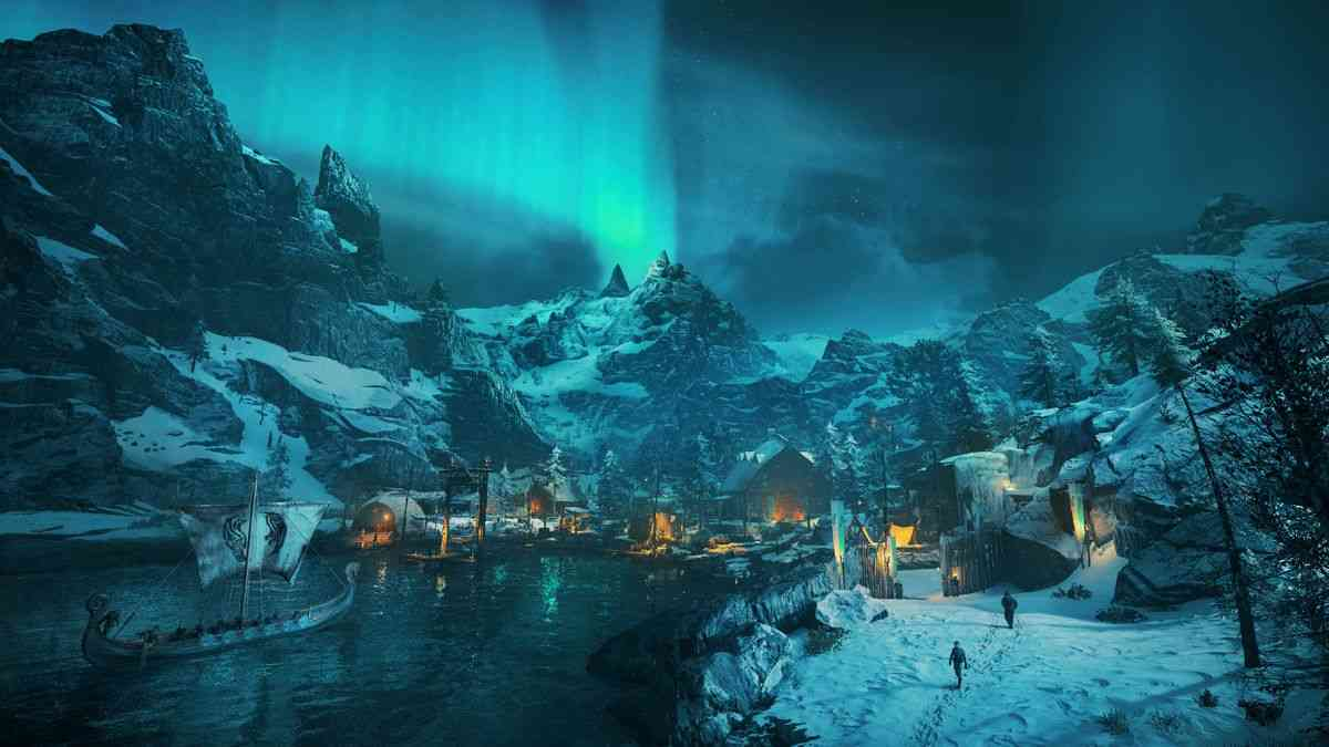 Asassin's Creed Valhalla, Assassin's Creed Valhalla Norvegia, Assassin's Creed Valhalla giochi ambientati in scandinavia