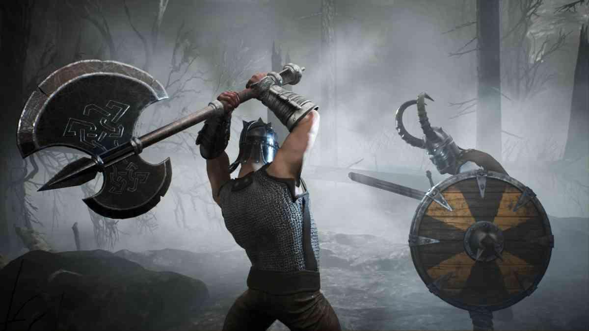 Rune videogioco, Rune giochi ambientati in scandinavia