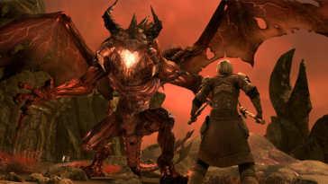 Demone di The Elder Scrolls Online Oblivion