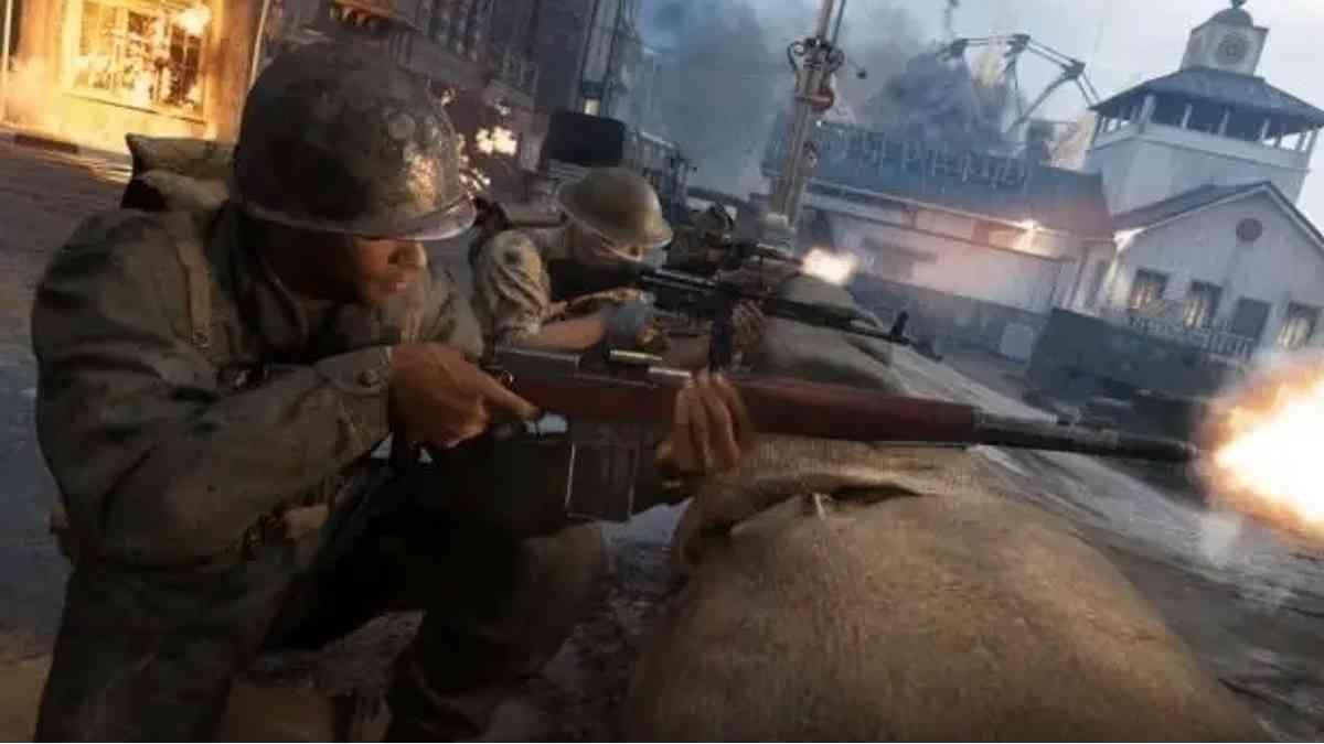 Call of duty WWII Vanguard problemi sviluppo, call of duty WWII Vanugard, Call of duty 2021, Call of Duty 20221 problemi, Call of Duty WWII Vanguard Sledgehammer Games