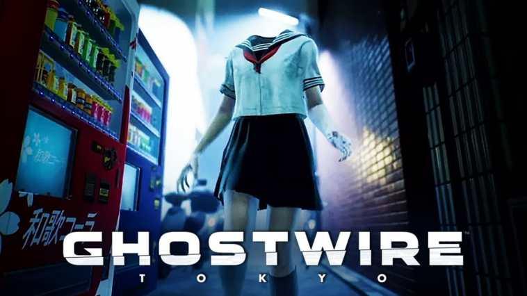 ghostwire tokyo, esorcismi e poteri elementali con il dualsense