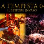 Copertina La Tempesta 04: Il Settore invaso