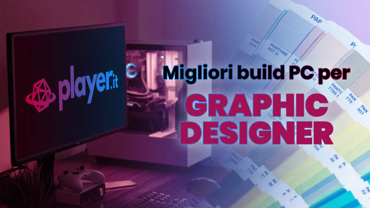Migliori build PC per graphic designer