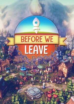 locandina del gioco Before We Leave