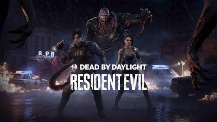 dead by daylight, dead by daylight update resident evil, resident evil,r esident evil 2 remake, resident evil remake, dead by daylight update