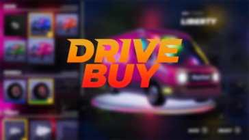 drive buy recensione videogioco