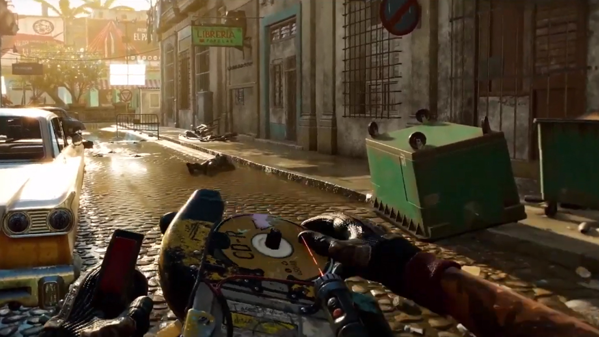 Lancia-dischi di Far Cry 6