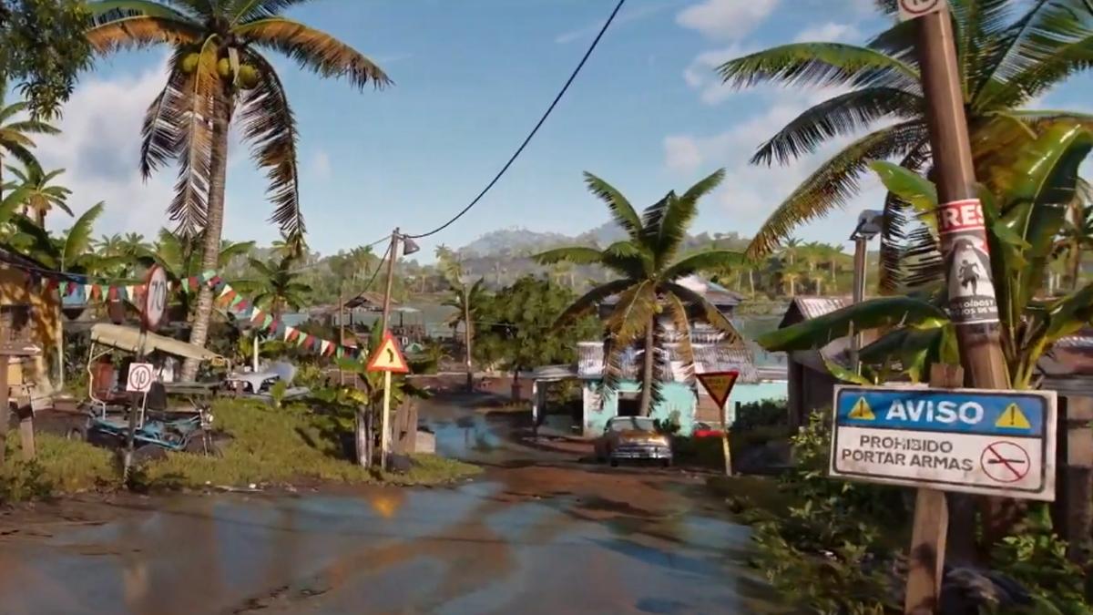 Isola di Yara in Far Cry 6