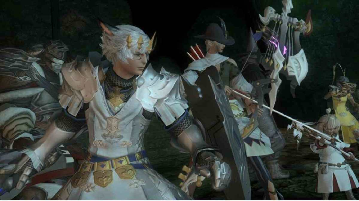 final fantasy XIV, final fantasy IXV nuova patch, Final Fantasy XIV PS5, Final Fantasy XIV versione PlayStation 5