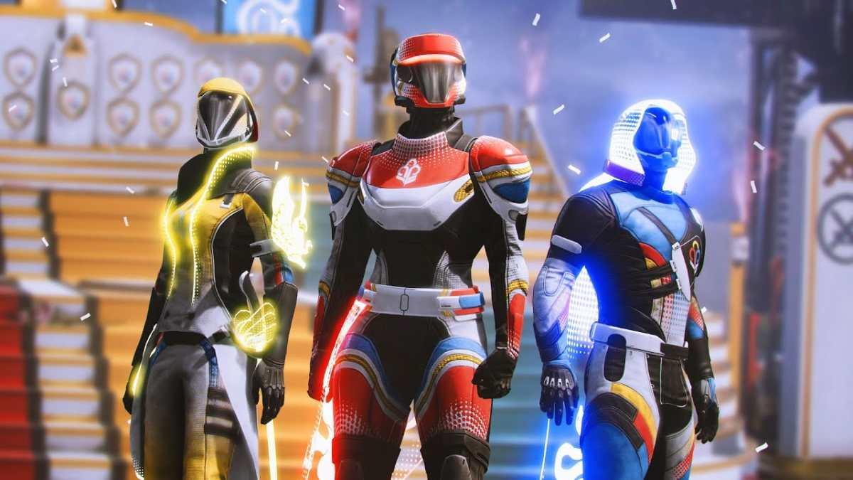Giochi dei Guardiani 2021 in Destiny 2