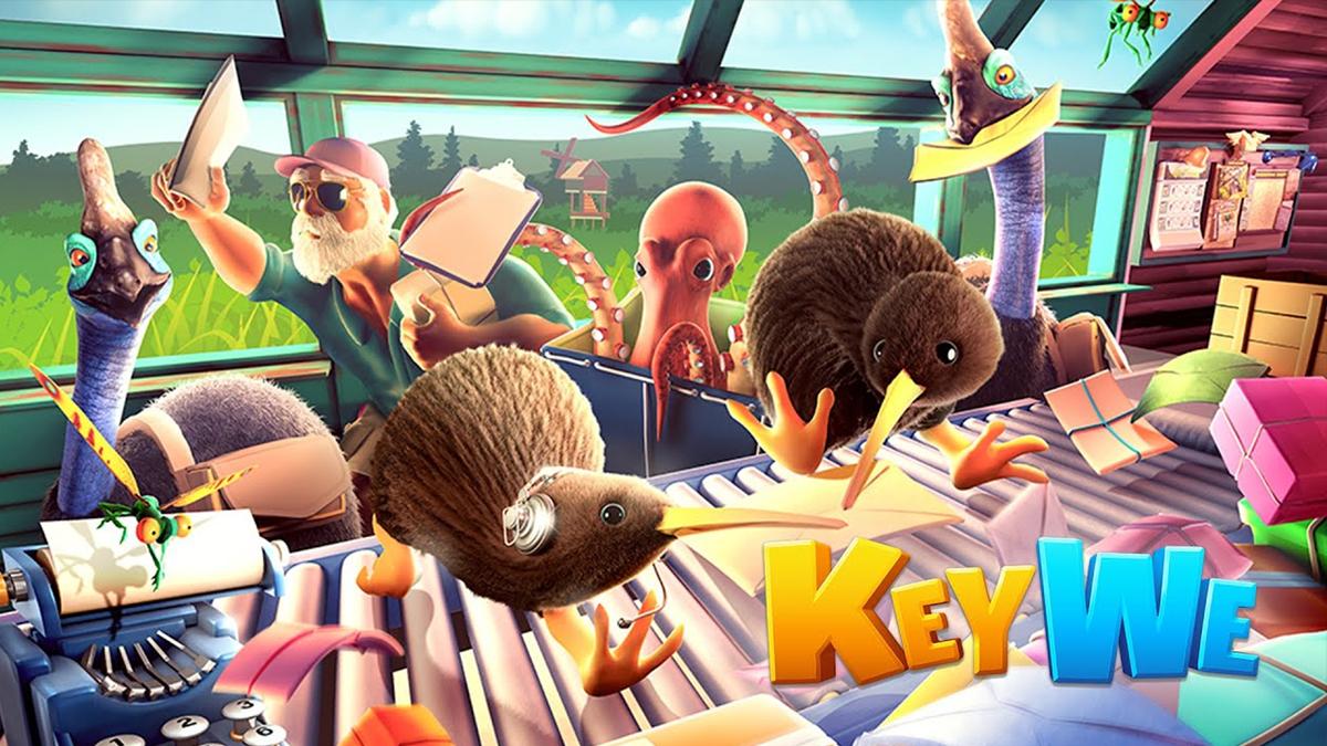 keywe copertina