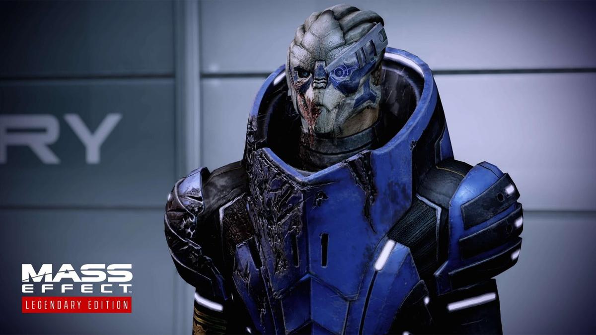 Garrus Vakarian di Mass Effect
