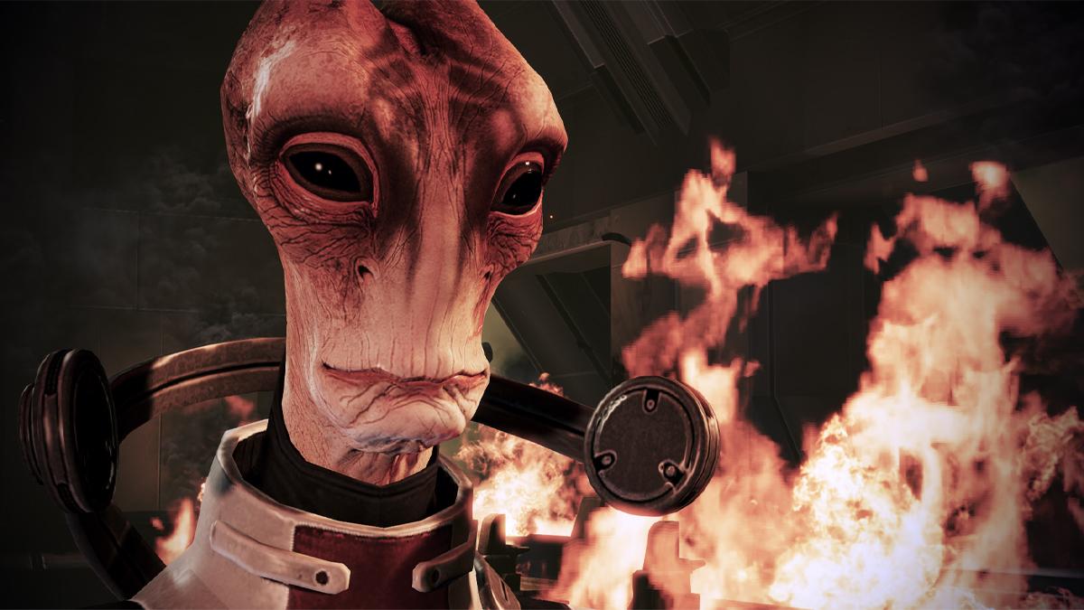Mordin Solus di Mass Effect