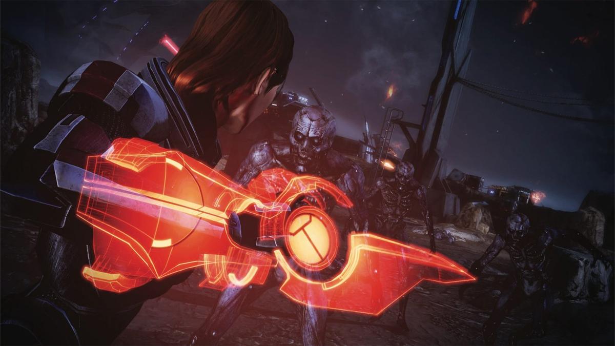Omni-Blade di Mass Effect