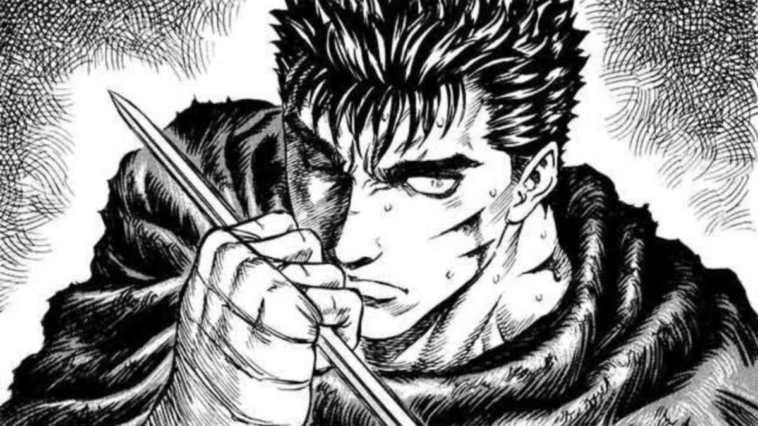 kentaro miura morte, morto kentaro miura, kentaro miura berserk morte, morte kentaro miura berserk, berserk manga, berserk anime