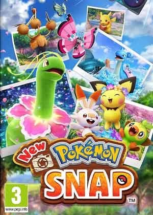locandina del gioco New Pokémon Snap