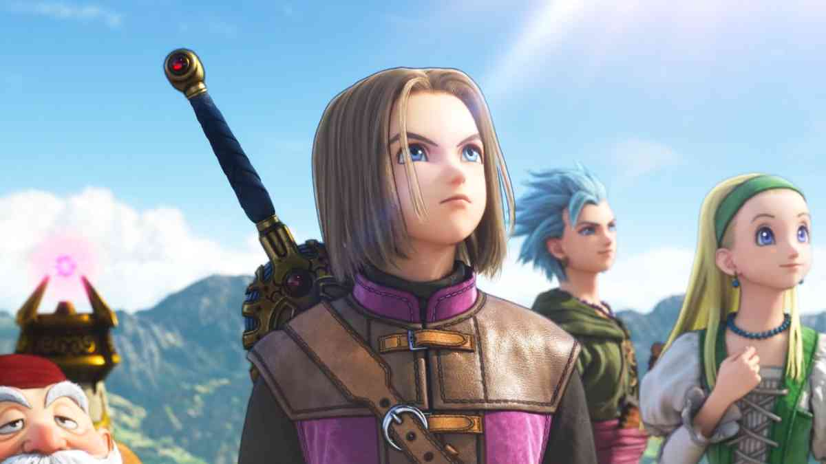 dragon quest, dragon quest nuovo episodio, dragon quest nuovo episodio annuncio, dragon quest 35° anniversario