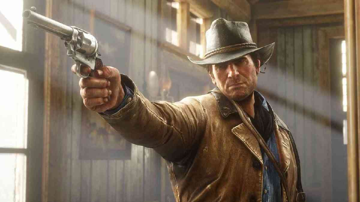 red dead redemption II VR, red dead redemption II vr mod, red dead redempion II mod, Red Dead Redemption II, Red Dead Redemption II Arthur Morgan