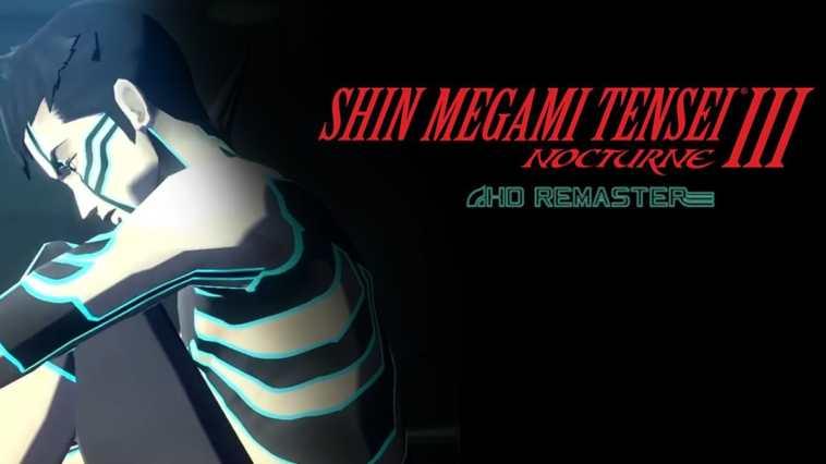 shin megami tensei 3 nocturne hd remaster nintendo switch