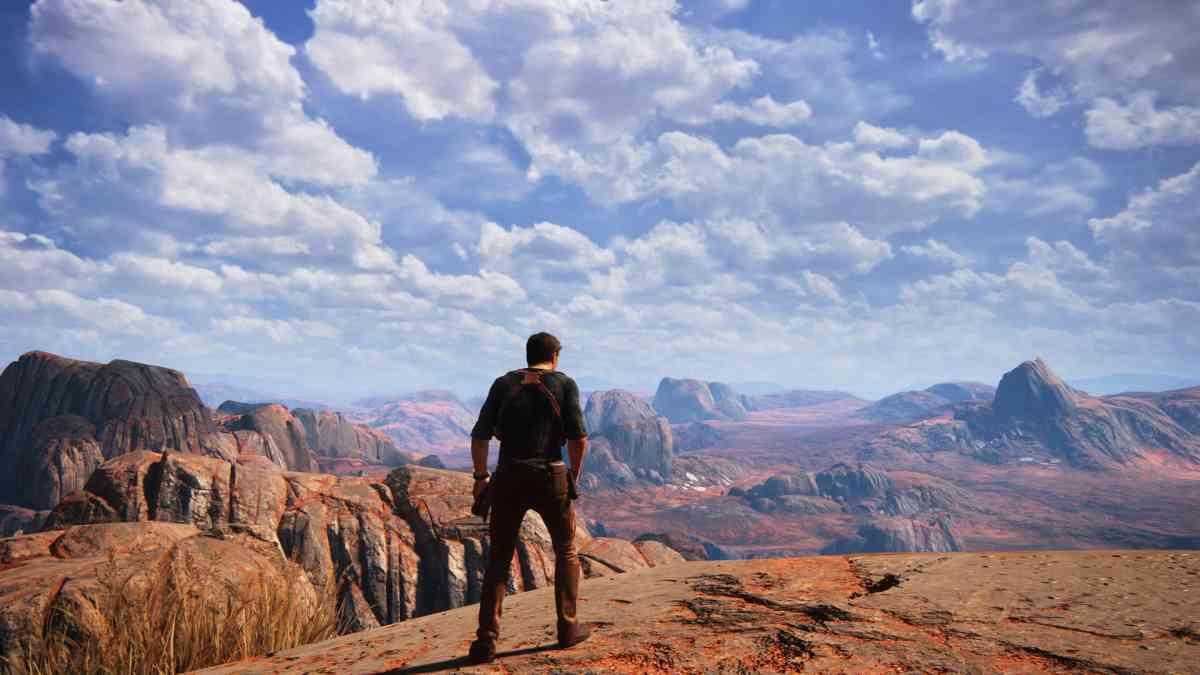 Uncharted 4, giochi open world, level design open world, videogiochi open world vs videogiochi lineari