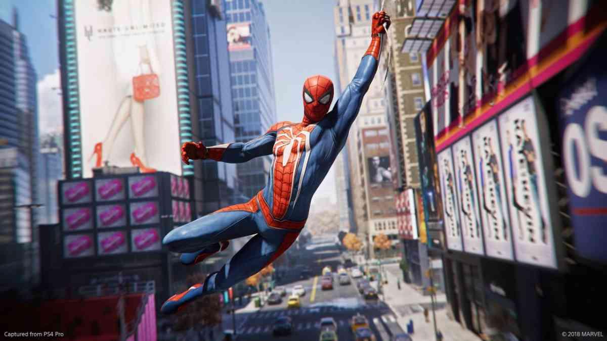 Marvel's Spider-Man, Spider-Man Insomniac,