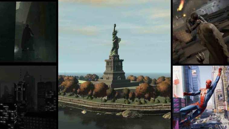 giochi ambientati a new york, videogiochi ambientati a new york, giochi new york, marvel's spider-man, Alone in the dark, Grand theft auto IV, GTA IV, Max Payne, Metal Gear Solid 2: Sons of Liberty