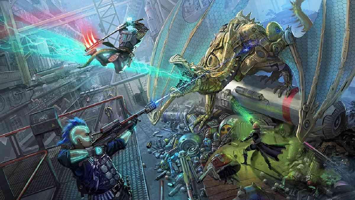 Starfinder, Starfinder gioco di ruolo, Starfinder videogioco come sarebbe
