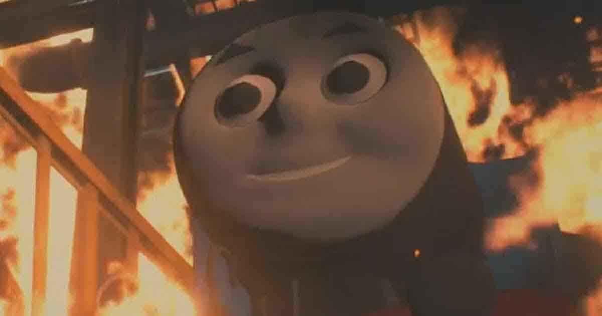 resident evil trenino thomas, reident evil Village trenino Thomas, Resident Evil Village mod trenino Thomas
