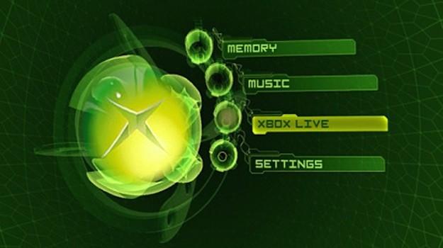 xbox original theme