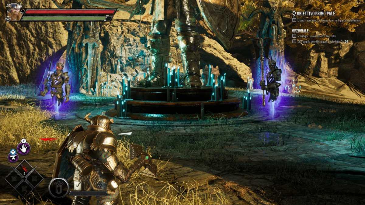 Wraith in Dark Alliance