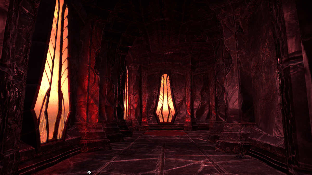L'inquietante architettura deadrica in The Elder Scrolls Online