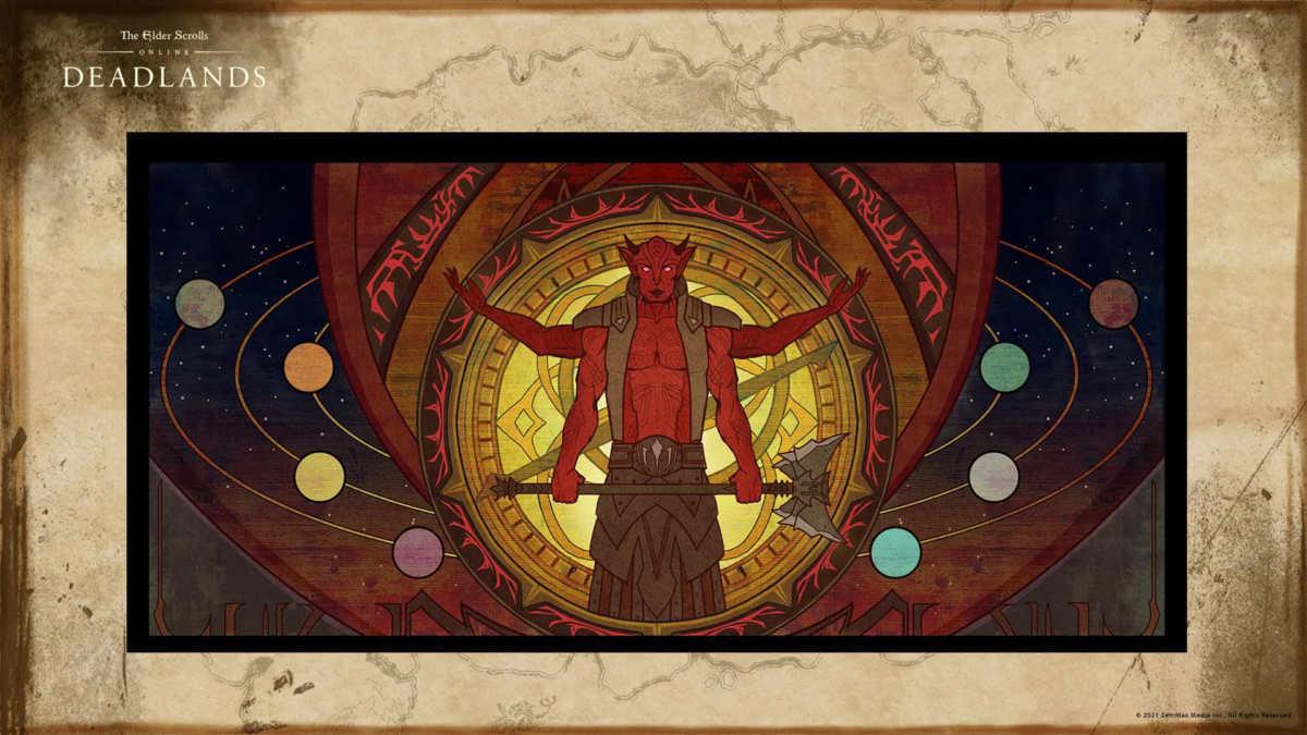 Concept Art del DLC The Elder Scrolls Online Deadlands