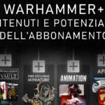 Copertina per lo speciale su Warhammer Plus