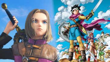 Copertina per lo speciale su Dragon Quest