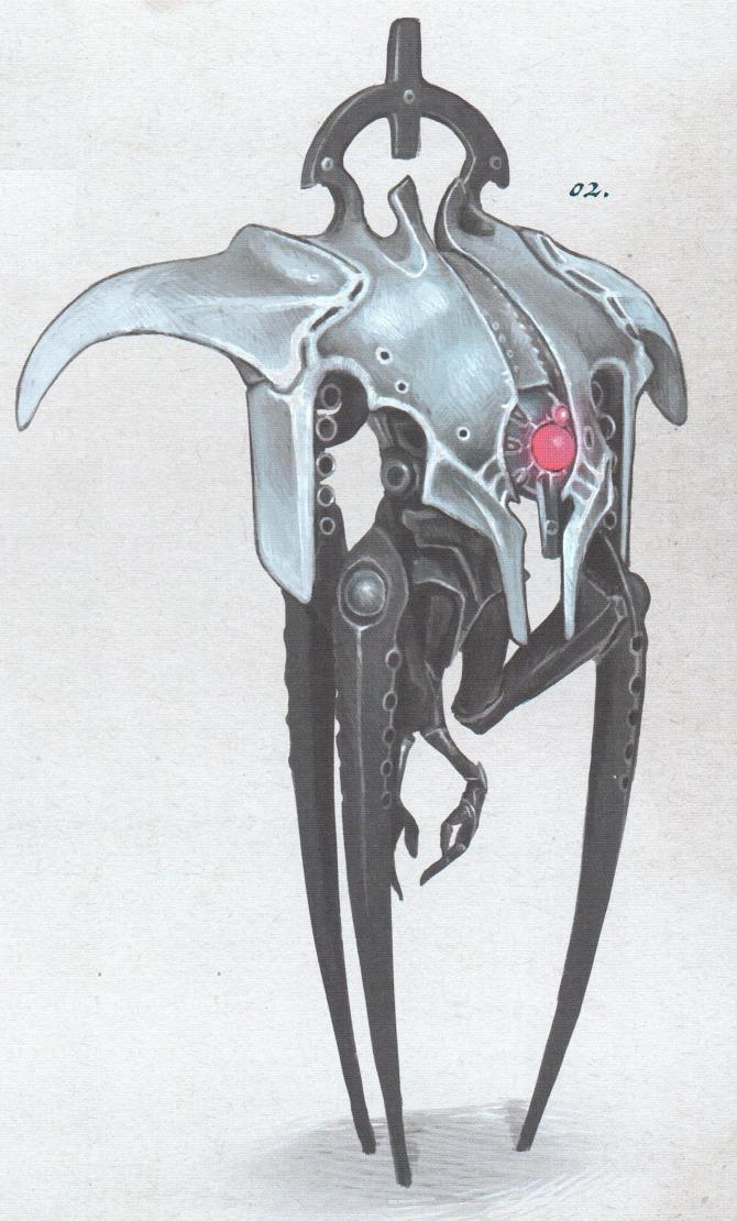 Drone Guardiano di Warhammer 40.000
